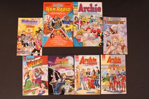 Archie Promoional Comics Lot Of 8 Books - Primary