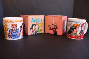 Archie Mugs - Primary