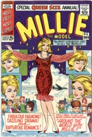 Millie The Model Annual - Primary
