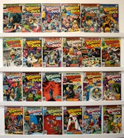 Howard The Duck  Lot Of 28 Books - Primary