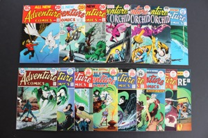 Adventure Comics (later Issues)  Lot Of 16 Books - Primary