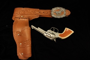 1978 Cap Gun And Holster  - Primary