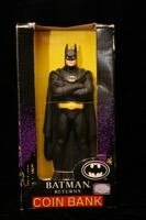 1991 Batman Returns Coin Bank  In Box - Primary