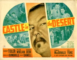 Castle In The Desert 1941 - Primary