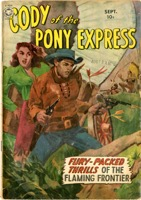 Cody Of The Pony Express - Primary