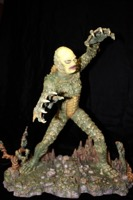 Creature From The Black Lagoon Resin  Statue - Primary