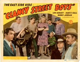 Clancy Street Boys 1943 - Primary