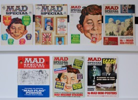 Mad Special Lot Of 7 Books - Primary