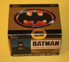 Batman Movie Limited Edition Trading Cards - Primary