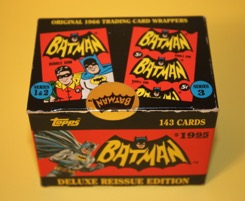 Batman 166 Reissue Trading Cards - Primary