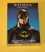 Batman Returns Playing Cards - Primary