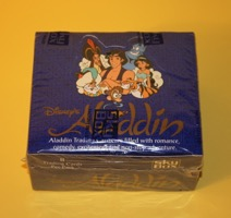 Aladdin Trading Cards - Primary