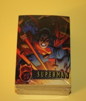 Dc Outburst Series Trading Cards - Primary