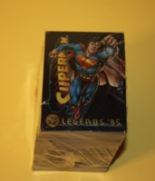 Dc Legends Power Chrome Trading Cards - Primary