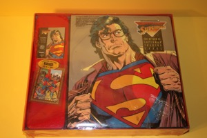 Return Of Superman Trading Cards - Primary