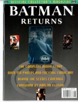 Batman Returns Official Collector's Magazine - Primary