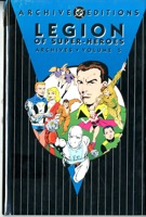 Archive Editions Legion Of Super-heroes - Primary