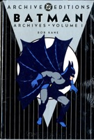 Archive Editions Batman  - Primary