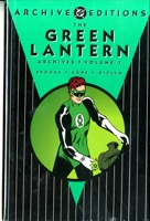 Archive Editions Green Lantern - Primary