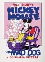 Mickey Mouse The Mad Dog - Primary