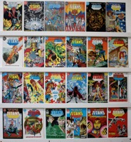 New Teen Titans 1 To 30 Annuals 1 To 3  33 Comics In Total - Primary