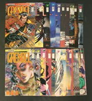 Grendel  Lot Of 40 Books #'s 1 To 40 - Primary