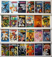 Legion Of Super-heroes    Lot Of 63 Comics   - Primary