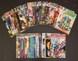 Legion Of Super-heroes  Lot Of 20 Comics   - Primary