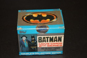 Batman Movie Trading Cards - Primary