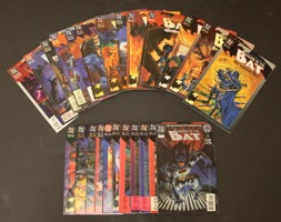 Batman Shadow Of The Bat     Lot Of Books     0 To 82 - Primary