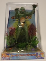 Creature From The Black Lagoon Aquarium Ornament - Primary