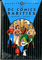 Archive Editions Dc Comics Rarities - Primary