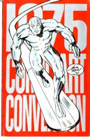 1975 Comic Art Convention Program Ny - Primary