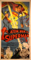 Atom Man Vs. Superman 1950 - Primary