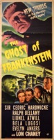 Ghost Of Frankenstein 1942 - Primary