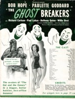 Ghost Breakers 1940 - Primary