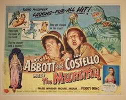 Abbott & Costello Meet The Mummy  - Primary