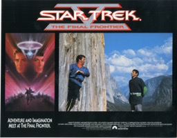Star Trek 5: The Final Frontier 1989 - Primary