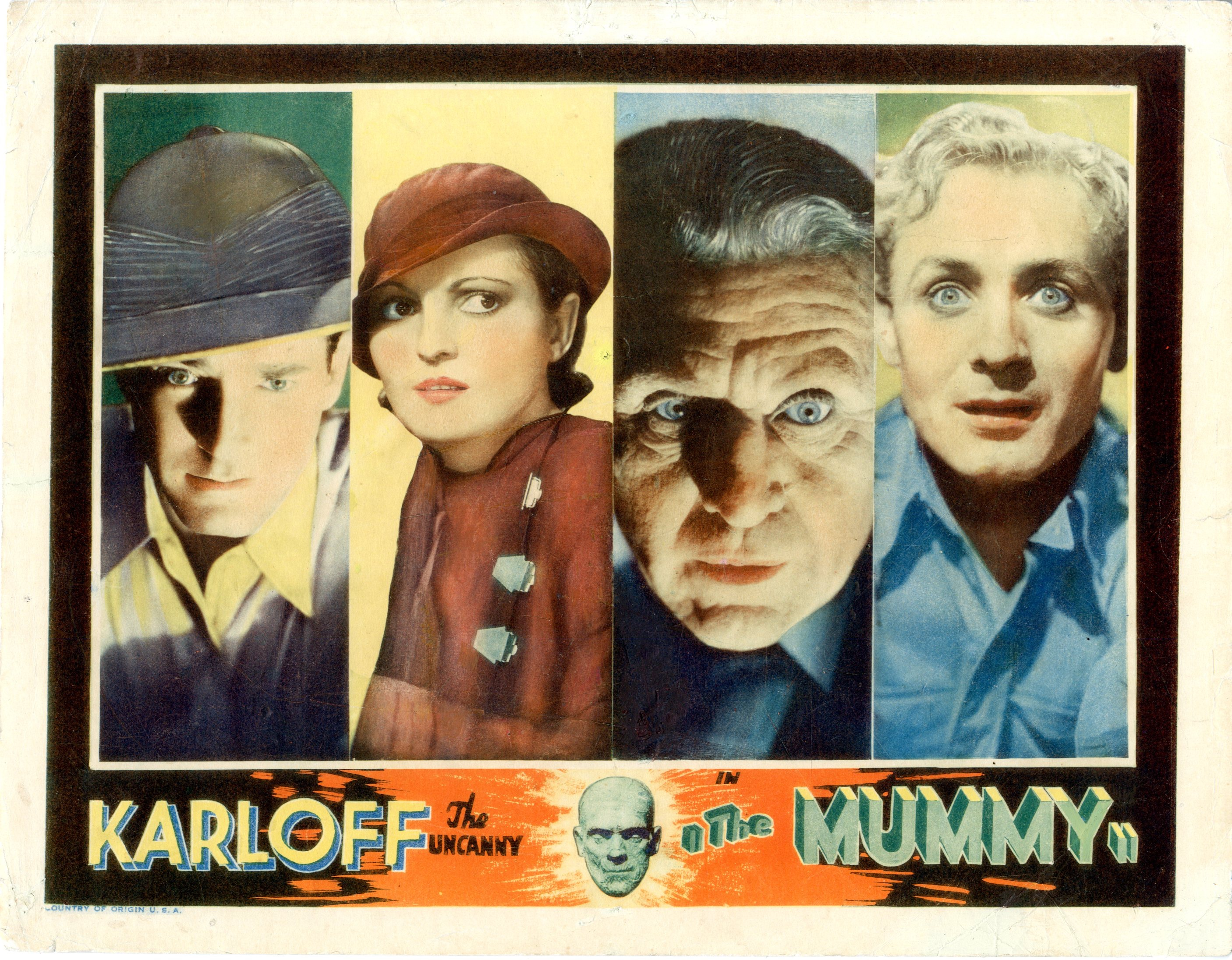 The Mummy  1932 - Primary
