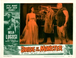 Bride Of The Monster 1956 - Primary