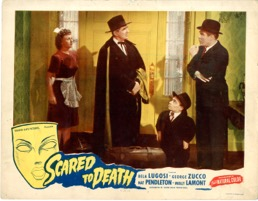Scared To Death   1947  Fine - Primary