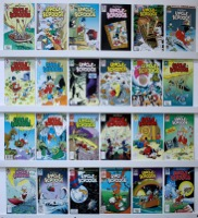 Walt Disney's Uncle Scrooge Lot Of 35 Books - Primary