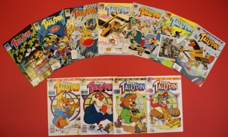 Walt Disney's Talespin    Lot Of 11 Books - Primary