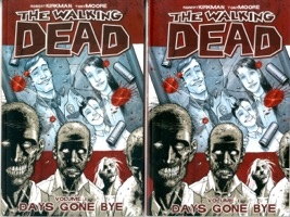The Walking Dead   Lot Of 6 Comics   - Primary