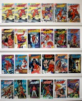Flash Comic       Lot Of 103 Books - Primary