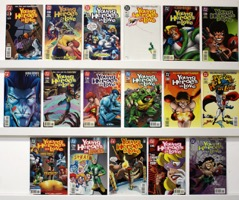 Young Heroes In Love   Lot Of 17 Comics - Primary