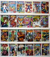 New Titans       Lot Of 26 Books - Primary