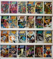 Justice League Task Force   Lot Of 35 Books - Primary