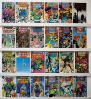 Justice League Of America  Lot Of  98 Comics - Primary