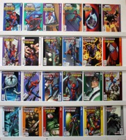 Ultimate Spider-man      Lot Of 153 Books - Primary